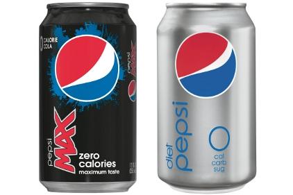 Diet Pepsi vs Pepsi Max - and the