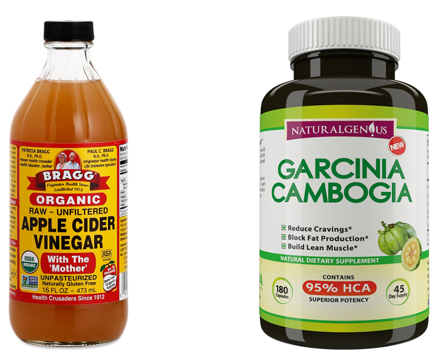 Apple Cider Vinegar Vs Garcinia Cambogia And The Winner Is