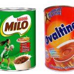Milo vs Ovaltine