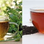Herbal Tea vs Black Tea