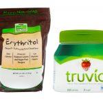 Erythritol vs Truvia