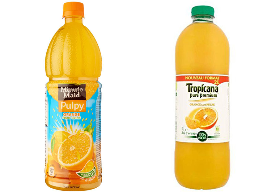Minute Maid vs Tropicana - and the