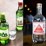 Soju vs Vodka