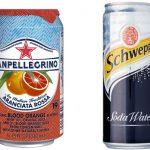 San Pellegrino Blood Orange vs schweppes